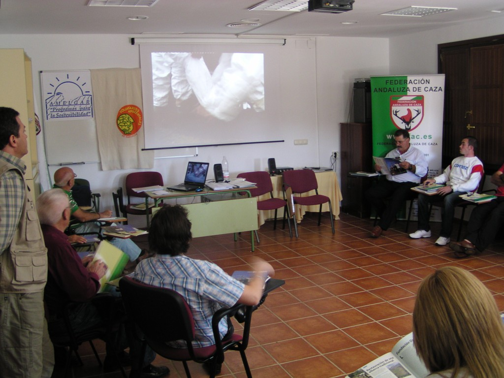 Curso de Formación Voluntariado Ambiental