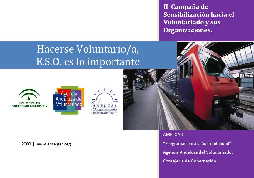 Pegatina Campaña Voluntariado09