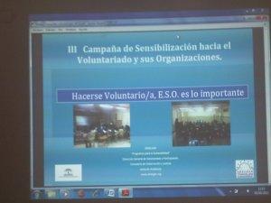 Ríogordo Taller Voluntariado AMELGAR 2011